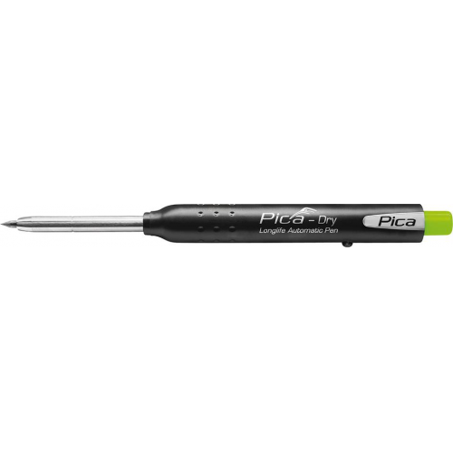 Halteclip inkl Pica-Dry Longlife Tieflochmarker Starter 8 Ersatzminen SET