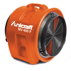 MV 400 P mobiler Ventilator UNICRAFT
