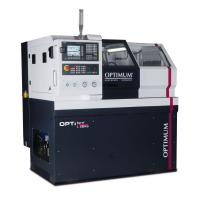 OPTIturn L28 HS CNC (808D Advance) CNC Drehmaschine